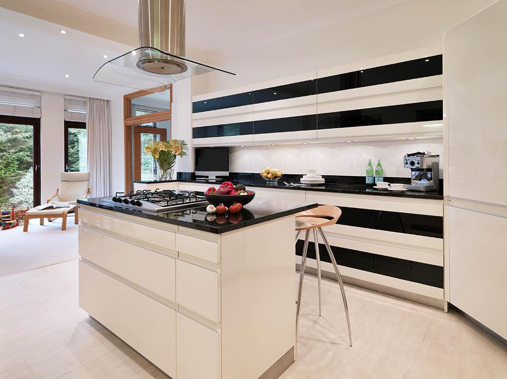 Luxury Kitchens London Modern Contemporary Luxury Kitchen